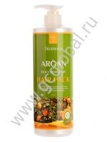 ДП Маска для волос с аргановым маслом Deoproce Argan Silky  Moisture Hair Pack 1000ml