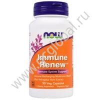 Now Foods, Immune Renew, 90 вегетарианских капсул