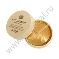 Патчи PETITFEE Gold & Snail Hydrogel Eye Patch