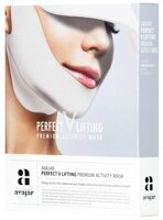AVAJAR Маска лифтинговая с SPF защитой / Perfect V lifting premium activity mask 1 шт