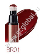 Помада для губ The Saem Lip Eco Soul Cushion Button Lips BR01 Vintage Rose